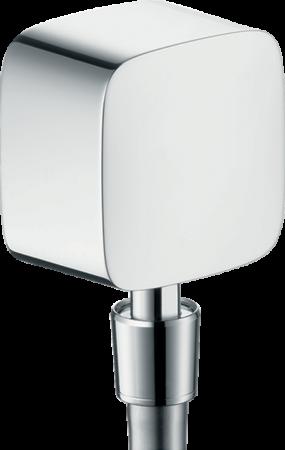 Hansgrohe FixFit入牆式淋浴花灑出水座(27414)