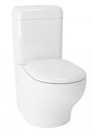 TOTO Rimless自由咀分體座廁配油壓廁板  (CW252PJ)
