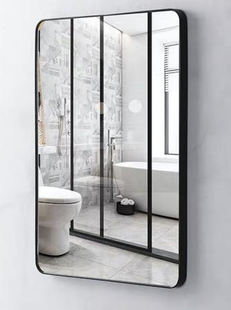 黑色掛牆鏡(TT6080)