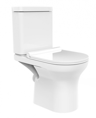 Huida 特短高咀分體座廁 (H01667)