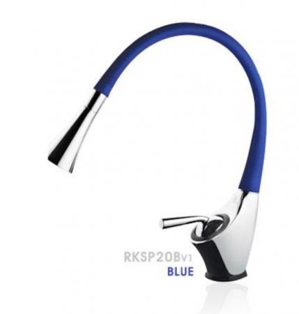 ROYAL 韓國藍色記憶軟管廚房龍頭 (RKSP20B)