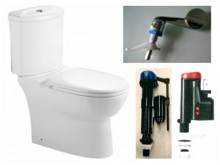 Walrus 高咀傷殘廁所專用座廁 (WR120697D)