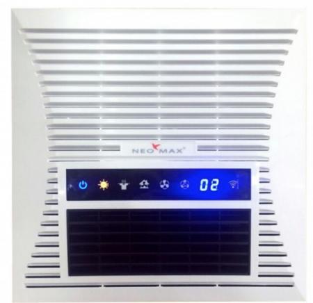 NEOMAX 窗口式多功能浴室寶 (NVF-808)
