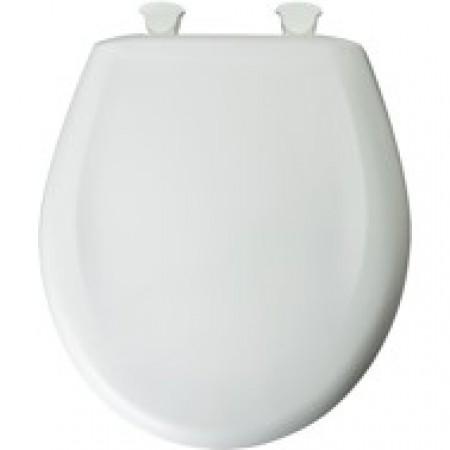 BEMIS 白色廁板 (000)