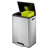 EKO 10L+10L環保分類腳踏垃圾桶(9138-10L+10L)