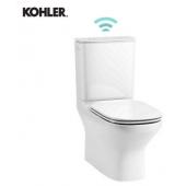 Kohler Modern Life Rimless 雙沖水感應自由咀座廁 (K-78476H-TF)