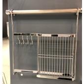 IDECOR不鏽鋼廚房刀架(C3552)