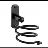 黑色浴室風筒架(TB1088)