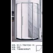 不銹鋼鑽石型掩門 (BR31)