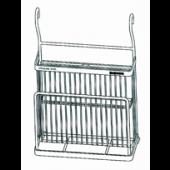 IDECOR不鏽鋼雙層廚房刀架(C3551)