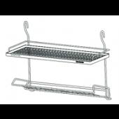 IDECOR不鏽鋼雙層廚房置物架(C3555)