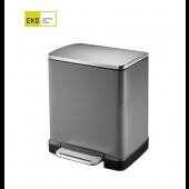 EKO E-CUBE 12L腳踏靜音垃圾桶(9268-12L)