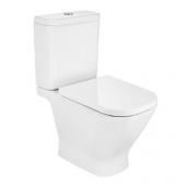 ROCA GAP 自由咀 / 400mm地去水分體座廁配油壓廁板(342476)