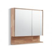 Kohler淺原木有燈鏡櫃(K25230)