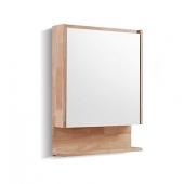 Kohler淺原木有燈鏡櫃(K25229)