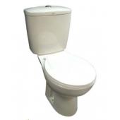 American Standard美標低咀分體座廁配油壓廁板 (TF3254)