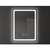 觸控式有燈防霧浴室鏡600x800mm(LF6080)