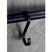 黑色S掛勾(5個裝)(S3B5)