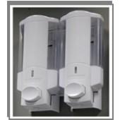 白色雙皂液機(SD828A)