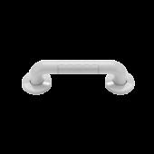 白色包膠不銹鋼浴室扶手(WH300)