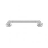 白色包膠不銹鋼浴室扶手(WH680)