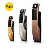 Yale智能咭電子門鎖(包安裝) (YMG30)