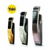 Yale指紋智能門鎖(包安裝) (YMG40)