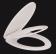 加長型油壓子母廁板 (sc623B)